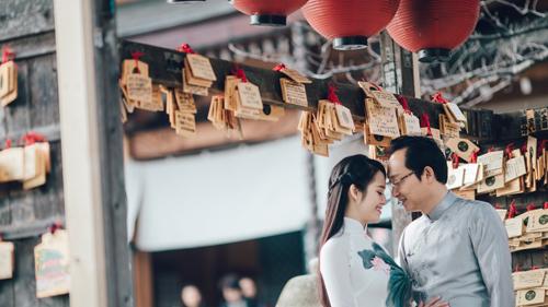 Cặp đôi tỏ tình trên đất Nhật ngay lần đầu gặp mặt-2