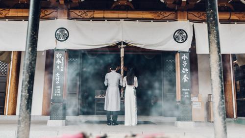 Cặp đôi tỏ tình trên đất Nhật ngay lần đầu gặp mặt-3