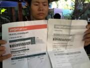 Tin tức - Nhẫn tâm lừa tiền vé máy bay của công nhân nghèo