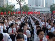 Tin tức - Hà Nội: Công khai tuyển sinh vào lớp 1 trên website của Phòng, Sở