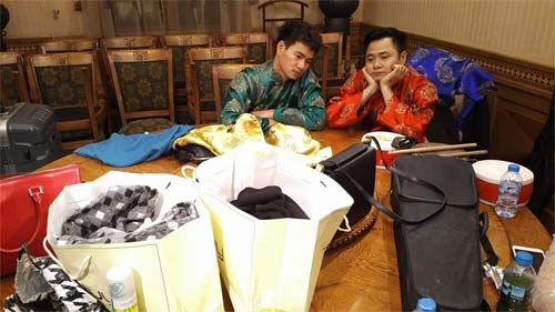 con trai khanh thi - phan hien mat tron xoe dang yeu - 14