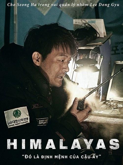 """hanh trinh gian truan va ngoan muc cua doan phim """"himalayas"""" - 11"""