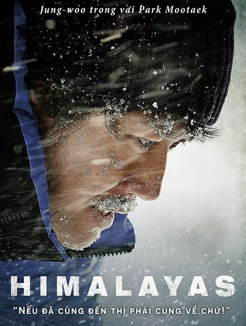 """hanh trinh gian truan va ngoan muc cua doan phim """"himalayas"""" - 10"""