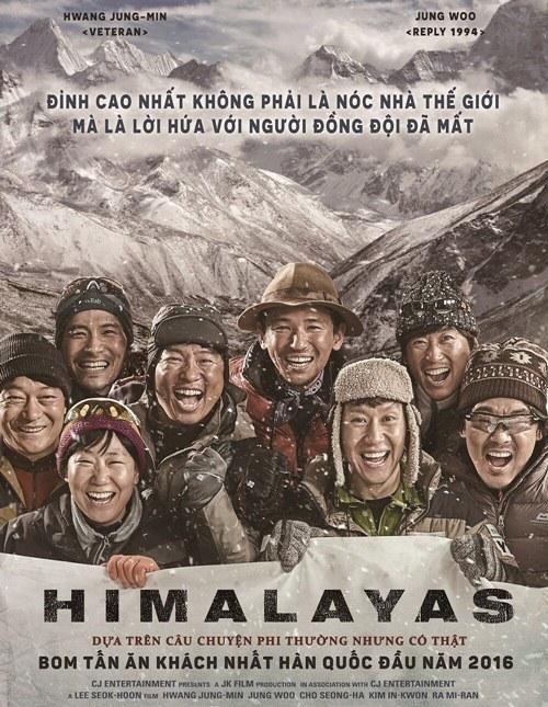 """hanh trinh gian truan va ngoan muc cua doan phim """"himalayas"""" - 8"""