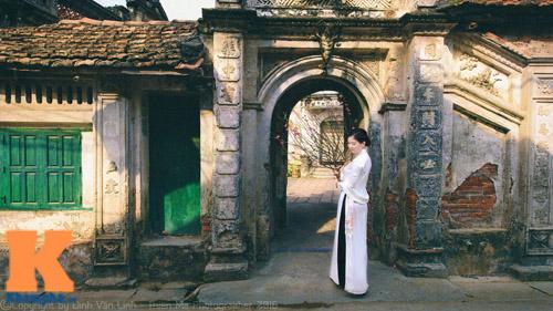 5 địa điểm chụp ảnh áo dài Tết lung linh nhất Hà Nội-3