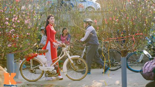 5 địa điểm chụp ảnh áo dài Tết lung linh nhất Hà Nội-9