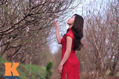 5 địa điểm chụp ảnh áo dài Tết lung linh nhất Hà Nội-14