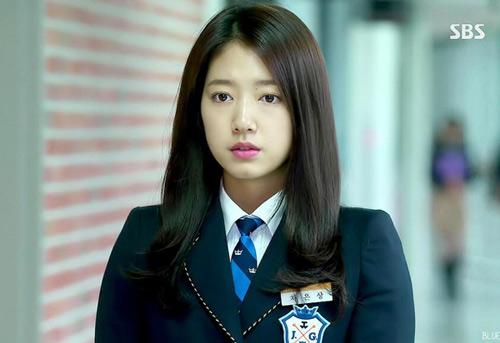 park shin hye mat 8 nam hoc xong dai hoc - 3