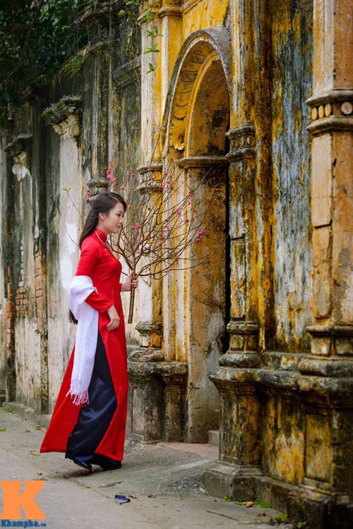 5 địa điểm chụp ảnh áo dài Tết lung linh nhất Hà Nội-4