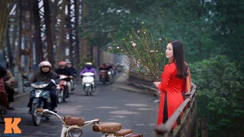 5 địa điểm chụp ảnh áo dài Tết lung linh nhất Hà Nội-5