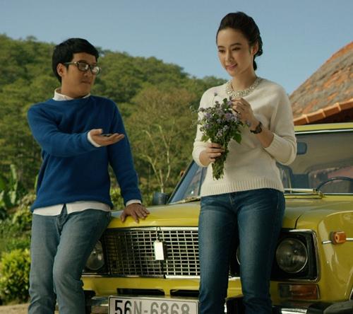 """angela phuong trinh """"khoa moi"""" truong giang trong phim moi - 2"""