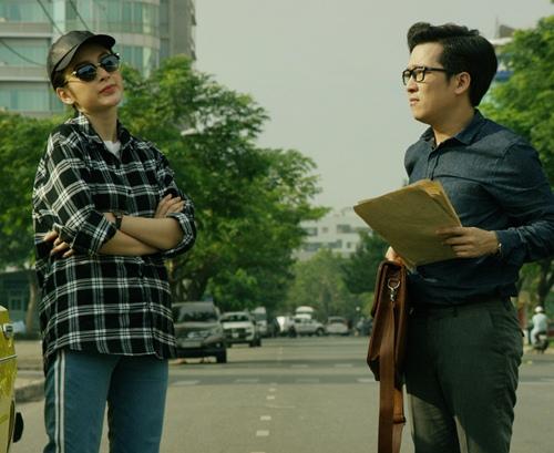 """angela phuong trinh """"khoa moi"""" truong giang trong phim moi - 3"""
