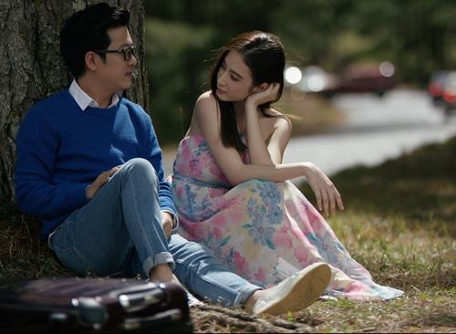 """angela phuong trinh """"khoa moi"""" truong giang trong phim moi - 5"""