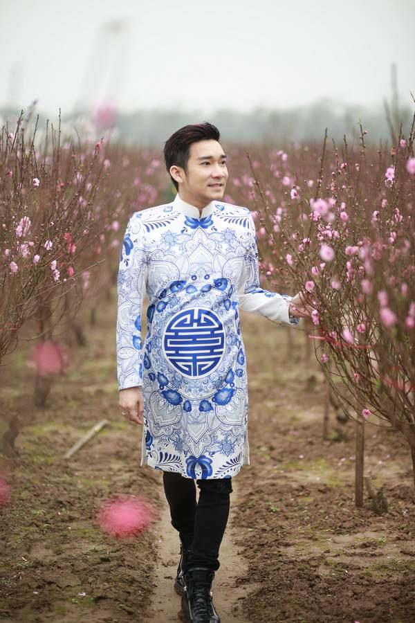 viet huong, quang ha mac ao dai dao pho hoa - 15
