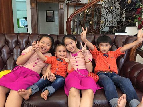 Ngày Tết thú vị ở gia đình bà mẹ 4 con Đồng Nai-2
