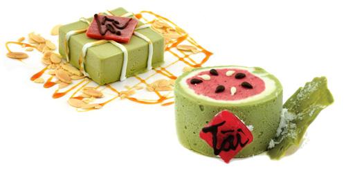 Dưa hấu đỏ - món kem may mắn đầu xuân-2