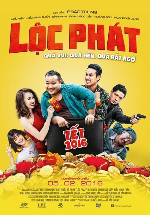 Những phim chiếu rạp phải xem dịp Tết Nguyên Đán 2016 - 1