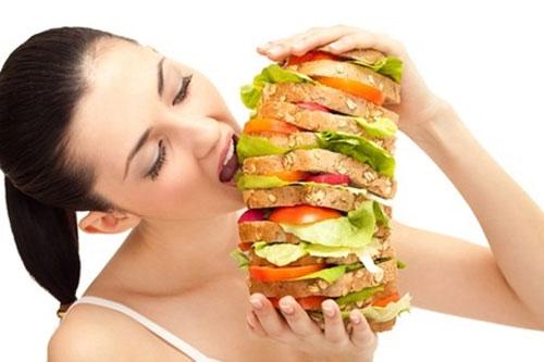 Tranh thủ ăn uống ngày tết để tăng cân hiệu quả-1