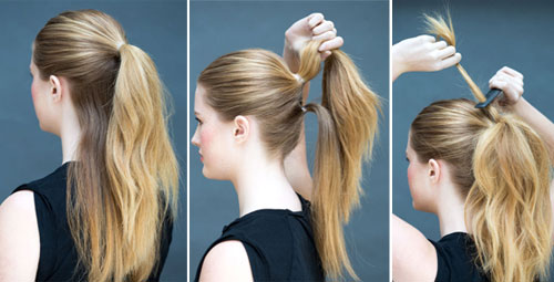 10 kiểu tóc làm trong 10 giây dành cho ngày đầu năm mới-8