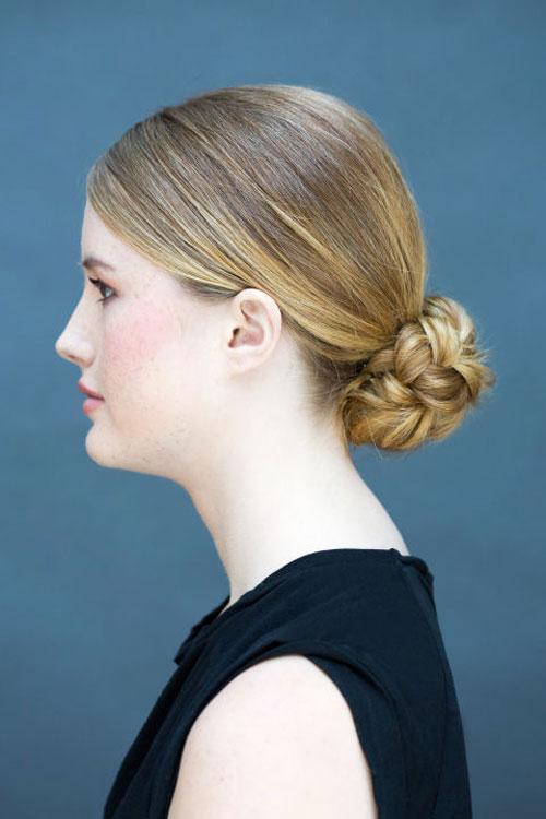 10 kiểu tóc làm trong 10 giây dành cho ngày đầu năm mới-11