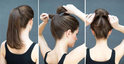 10 kiểu tóc làm trong 10 giây dành cho ngày đầu năm mới-4