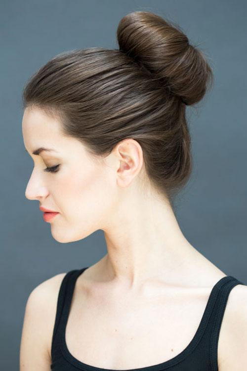 10 kiểu tóc làm trong 10 giây dành cho ngày đầu năm mới-3