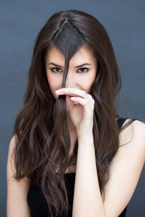 10 kiểu tóc làm trong 10 giây dành cho ngày đầu năm mới-10