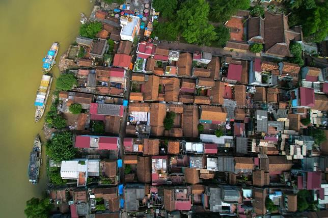 Bộ ảnh tuyệt đẹp về Việt Nam nhìn từ trên cao-1