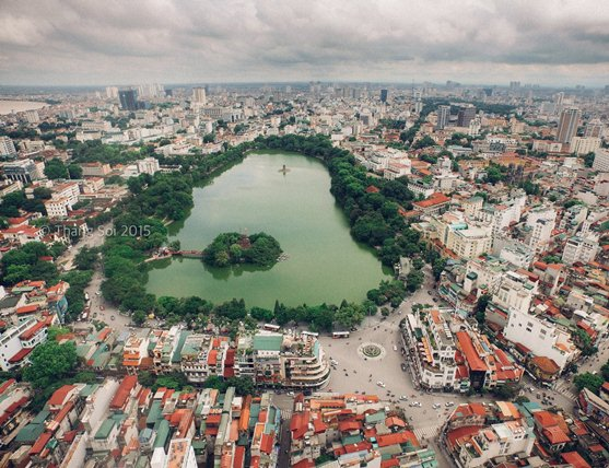 Bộ ảnh tuyệt đẹp về Việt Nam nhìn từ trên cao-11