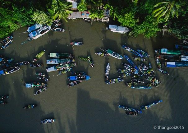 Bộ ảnh tuyệt đẹp về Việt Nam nhìn từ trên cao-12