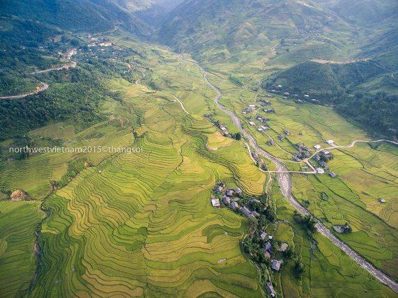 Bộ ảnh tuyệt đẹp về Việt Nam nhìn từ trên cao-13