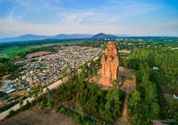 Bộ ảnh tuyệt đẹp về Việt Nam nhìn từ trên cao-7