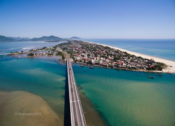 Bộ ảnh tuyệt đẹp về Việt Nam nhìn từ trên cao-10