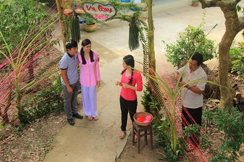 Trương Quỳnh Anh gặp bi kịch trong phim mới-9