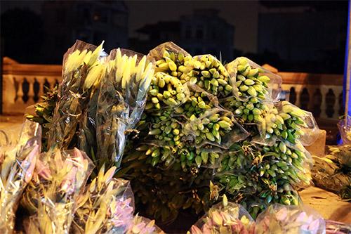 Chợ ly đêm làng Tây Tựu tấp nập ngày cuối năm-7