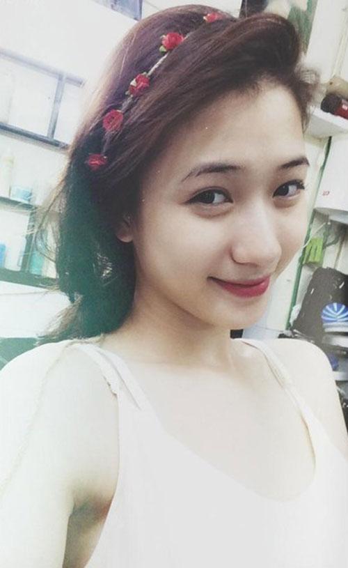 """boc"" bi mat trang diem nhu khong cua hot girl viet - 3"