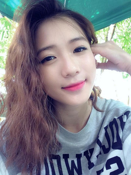 """boc"" bi mat trang diem nhu khong cua hot girl viet - 4"