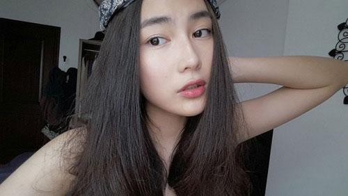 """boc"" bi mat trang diem nhu khong cua hot girl viet - 7"
