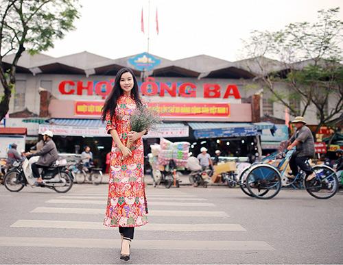 luong giang diu dang voi ao dai o co do - 9