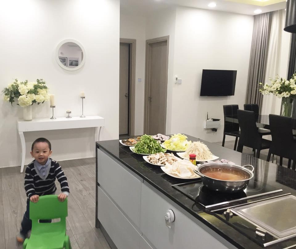 Thúy Hạnh, Phạm Hương bận rộn dọn nhà đón Tết-9