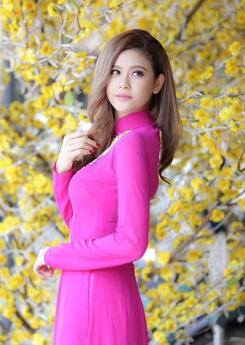 Sao Việt xinh đẹp rạng ngời đón Tết Bính Thân 2016-6
