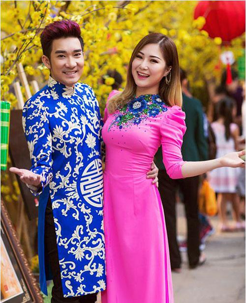 Sao Việt xinh đẹp rạng ngời đón Tết Bính Thân 2016-10
