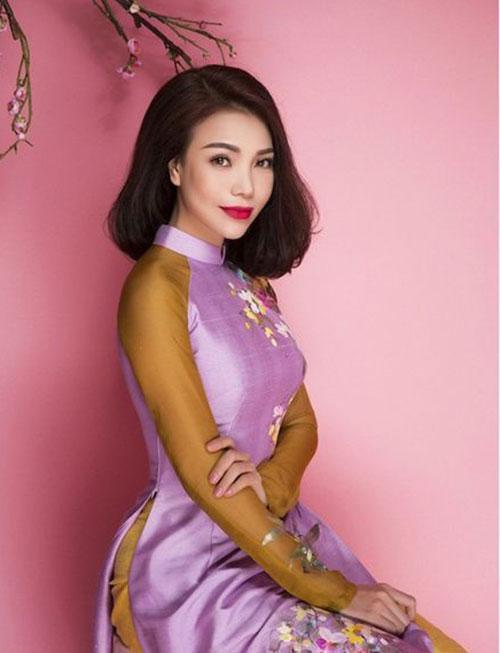 Sao Việt xinh đẹp rạng ngời đón Tết Bính Thân 2016-12