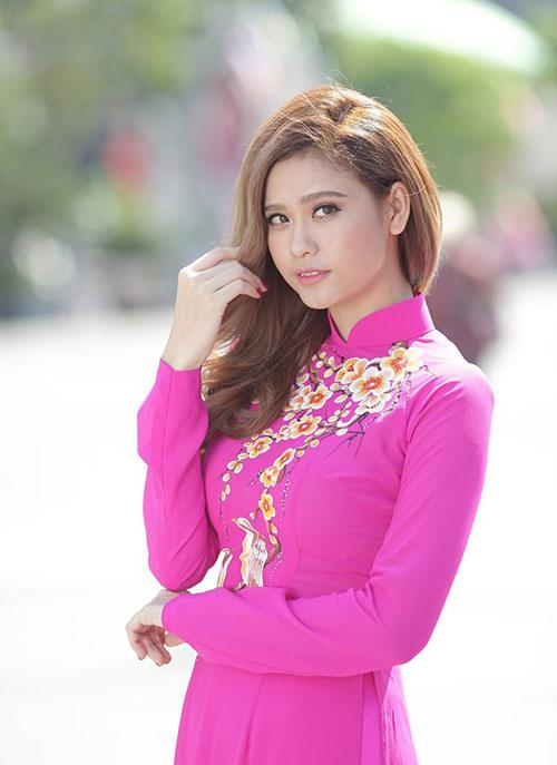 Sao Việt xinh đẹp rạng ngời đón Tết Bính Thân 2016-5