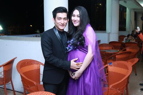 Phi Thanh Vân đã hạ sinh con trai đầu lòng-2