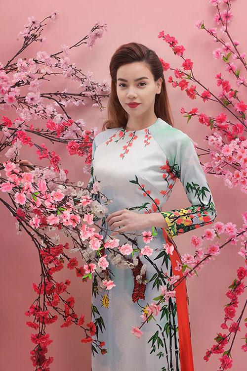 Sao Việt xinh đẹp trong ngày đầu năm mới 2016-6
