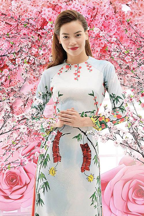 Sao Việt xinh đẹp trong ngày đầu năm mới 2016-5