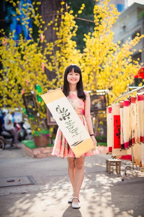 Ngẩn ngơ ngắm nhan sắc 'Thiên thần quảng cáo' Việt Nam-5
