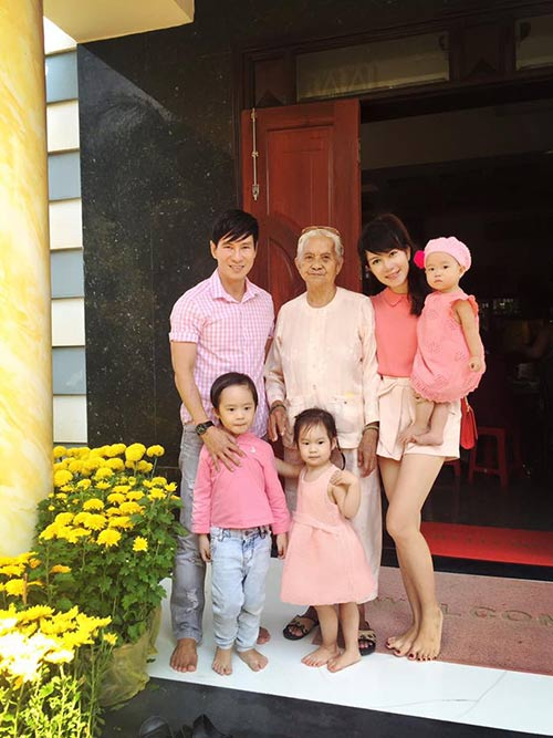 "muon kieu choi tet cua dan ""quy tu - cong chua"" nha sao viet - 1"