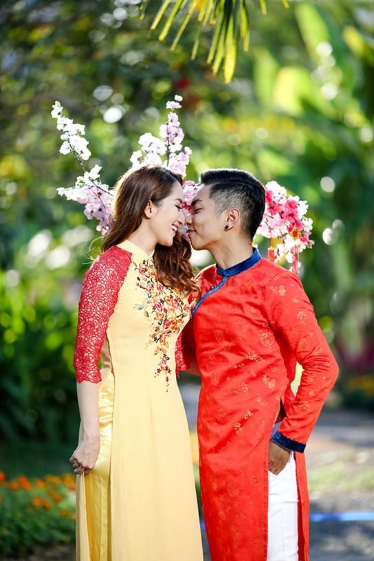 khanh thi - phan hien dua con trai nho du xuan dau nam - 10